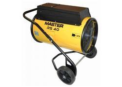 Master RS 40 Elektrický ohrievač s max. výkonom 40 kW - napätie 400V