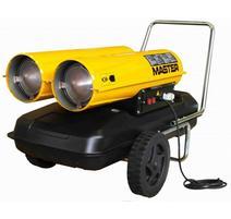 B 300 CED Mobilný naftový ohrievač s priamym spaľovanám o výkonu 8 kW