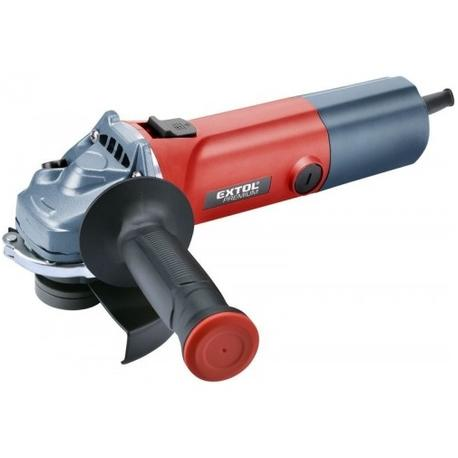Extol Premium Uhlová brúska 125 mm, 850 W s reguláciou otáčok 8892014