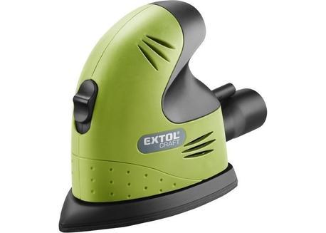2491a4ce9c164 Extol Craft Brúska vibračná deltová 125 W 407130 - NáradieShop