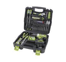 Extol Craft 422800 Sada náradia 46-dielna s 12V akumulátorovým skrutkovačom, 1x Li-ion 1,3Ah