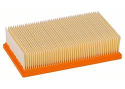 Bosch 2607432033 Celulózový plochá skladaný filter pre GAS 35-55, GAS 35 L AFC, GAS 35 L SFC, GAS 35 M AFC, GAS 55 M AFC