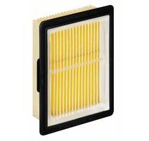 Bosch 2607432046 Skladaný filter pre GAS 10,8 V-LI