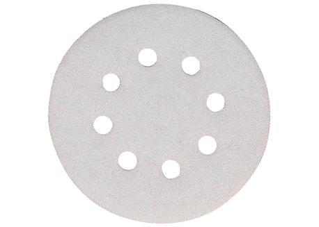 79a95a820 Makita P-37421 Brúsny papier na suchý zips 125 mm, 8 otvorov Z120 ...