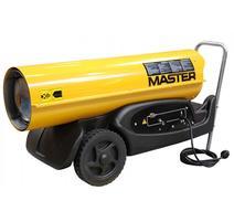 Master B180 Mobilný naftový ohrievač s priamym spaľovaním s výkonom 48 kW