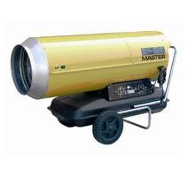Master B230 Mobilný naftový ohrievač s priamym spaľovaním s výkonom 65 kW