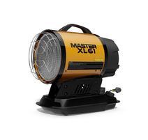 Master XL 61 naftový infražiarič s výkonom 17 kW