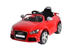 BUDDY TOYS BEC 7121 Elektrické auto Audi TT, červené