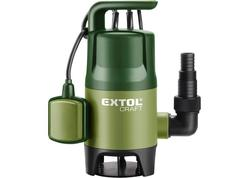 Extol Craft Čerpadlo na znečistenú vodu 400 W 414122
