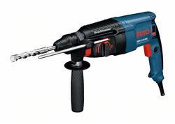 Bosch GBH 2-26 DRE Professional Kombinované kladivo 800 W, kufor 0611253708