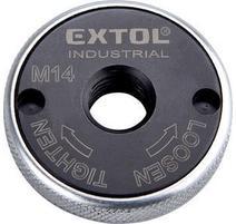 Extol Industrial Matica upínacia pre uhlovú brúsku beznástrojová, M14, 107g 8798050