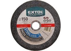 Extol Industrial Kotúč rezný na oceľ/antikoro 125x1,0mm 8701002