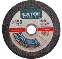 Extol Industrial Kotúč rezný na oceľ/antikoro 125x1,5mm 8701012