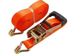 "Extol Premium Pás sťahovací ""gurtňa"" s 2 hákmi, 3m x 50mm, max. 4000kg, 8861151GS"