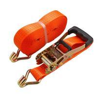 "Extol Premium Pás sťahovací ""gurtňa"" s 2 hákmi, 6m x 50mm, max. 4000kg, GS 8861153"