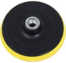 Extol Craft Tanier unášací so suchým zipsom pre uhl. brúsky (M14), 125mm 108525