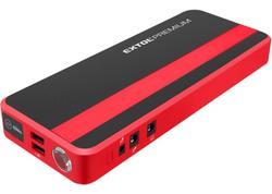 Extol Premium 8897321 Štartovací zdroj s powerbankou, 18000Ah, 350A, max.700A, benzín/diesel do 4000ccm