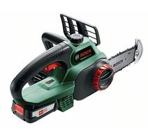 Bosch UniversalChain 18 Aku reťazová píla 20cm, 18 V 06008B8000