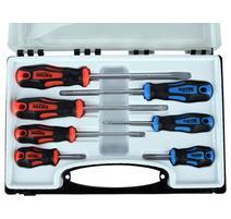 Extol Premium Skrutkovače, 7-dielna sada, (-) 5-5-6-8mm, PH1-2-2, CrV 8819257