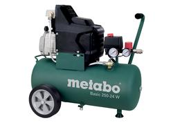 Metabo BASIC 250-24 W Olejový kompresor 1.5 kW, 601533000