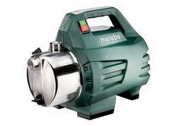 Metabo P 4500 Inox Záhradné čerpadlo s nerezovou skriňou 1300W, 600965000