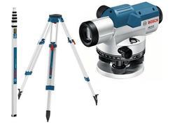Bosch GOL 32 G Professional Optický nivelačný prístroj + GR 500 lata + BT 160 statív 06159940AY