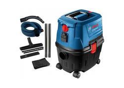 Bosch GAS 15 PS Professional Vysávač na mokro-sucho vysávanie poloautomatický oklep 1 100 W 06019E5100