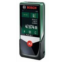 Bosch PLR 50 C Merač vzdialenosti do 50 m + ochranné púzdro 0603672221