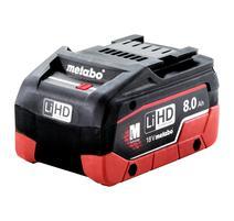 Metabo Akumulátor LiHD 18 V, 8.0 Ah, 625369000