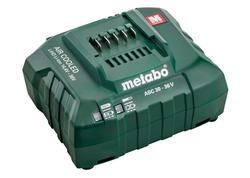 Metabo ASC ULTRA Rýchlonabíjačka 14,4-36 V, Air Cooled, EU, 627265000