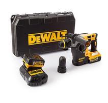 DeWALT DCH274P2 Bezuhlíkové kombinované kladivo SDS Plus 26 mm 5 Ah