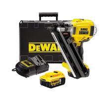 DeWALT DCN692P2 Bezuhlíková aku dvojrýchlostná klincovačka 18V XR Li-Ion 2x5,0Ah
