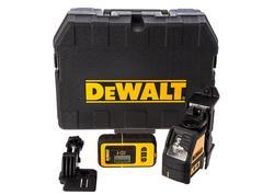 DeWALT DW088KD Krížový samonivelačný laser s prijímačom