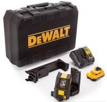 DeWALT DCE088D1G Krížový samonivelačný laser zelený v kufríku