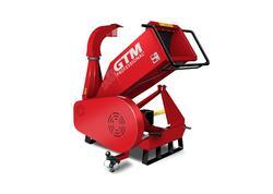 GTM professional GTS 1300 PTO drvič dreva s pohonom na hriadeľ