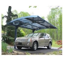Palram Arizona 5000 hliníkový prístrešok pre auto s oblúkovou strechou
