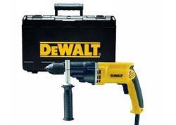 DeWalt D21805KS 2-rýchlostná príklepová vŕtačka v kufríku 770W
