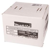 Makita F-32078 Sponky 11x25mm 10,000ks