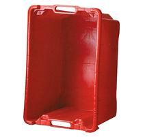 Strend Pro 254418 Prepravka ICS M400000 • 40 lit, 56x35x31 cm, červená