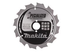 Makita B-13683 Pílový kotúč konstrukt pre kotúčové píly Ø 190x30mm 12Z