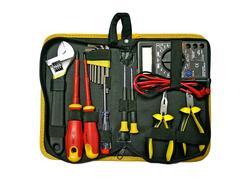 Strend Pro CMT-05.0215 Sada náradia 15 dielna, elektr+Multimeter 239120