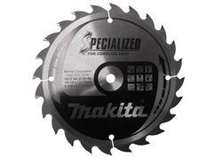 Makita B-09189 Pílový kotúč Ø165 x10mm, 24Z