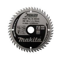 Makita BB-29446 Pílový kotúč Ø136 x 20mm, 48Z