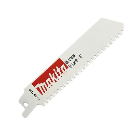 Makita P-45705 Pílové listy so špeciálnymi zubami v tvare m 150mm 5ks/bal.