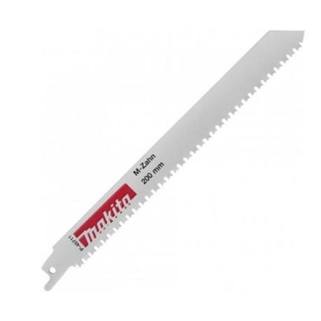 Makita P-45711 Pílové listy so špeciálnymi zubami v tvare m 200mm 5ks/bal.