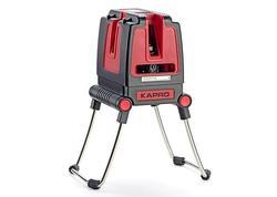 Kapro 873S Prolaser Vector Laser krížový + bočný so statívom RedBeam