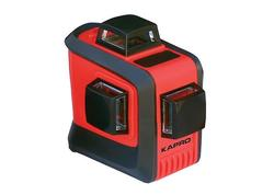 Kapro 883N Prolaser Laser v kufri 3D All-Lines, RedBeam