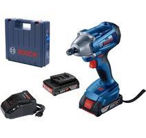 Bosch GDS 250-LI Aku rázový uťahovák 18V 2 x 3,0 Ah v kufríku 06019G6120