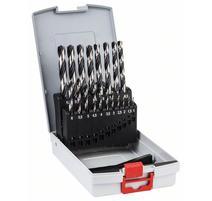 Bosch 2608577351 19-dielna sada vrtákov do kovu HSS PoinTeQ