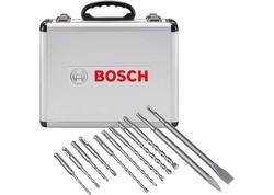 Bosch 2608578765 11-dielna sada vrtákov a sekáčov SDS-Plus